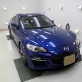 RX-8 Hybridコーティング!