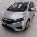 新車 フィット Hybridコーティング施工!