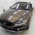 新車 xc70 匠親水コーティング、革シートコーティング、アルミSV施工!