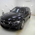 BMW3シリーズ ダブルコーティング、アルミSV施工!