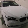 BMW7ハイブリッド 磨き入りまいた!