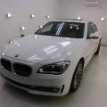 BMWアクティブハイブリッド7 匠滑水コーティング施工!