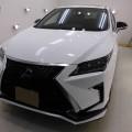 新車 RX200t セラミックコーティング、アルミSV、革シートコーティング、ガラスGP施工!
