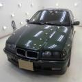H.8年 BMWアルピナB3 匠滑水コーティング施工!