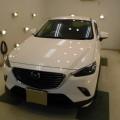 なんと千葉県から!! 新車 CX-3 ダブルコーティング施工!