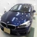 BMW2グランツアラー 匠親水コーティング施工!