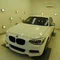 25年 BMW1シリーズ 匠滑水コーティング施工!