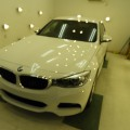 BMW320I 匠親水コーティング施工!