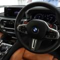 BMW M5 革シートコーティング!