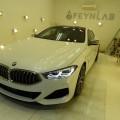 BMW850i セラミックコーティング施工!